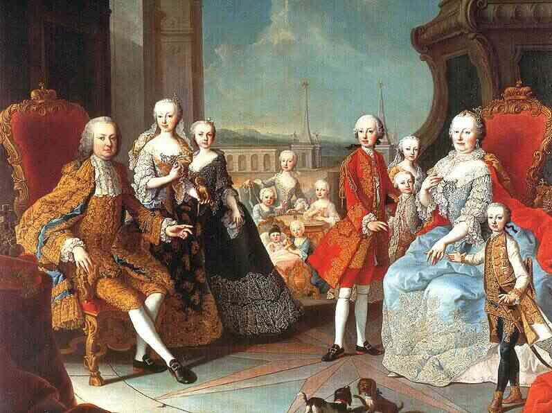 Trivia 3 Marie Antoinette Was The 15th Of 16 Children