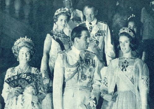 Queen Sophie's Tiara (2/2)