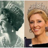 tiara time! Queen Frederika's Tiara