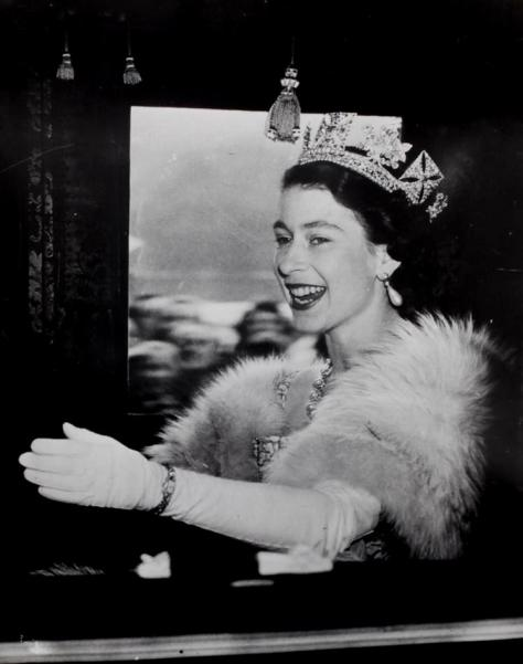 Elizabeth II Cornation part II