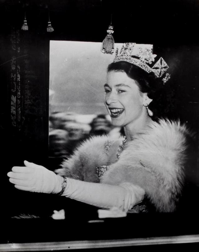 Elizabeth II Cornation part II