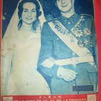 Spanish Royal Wedding: Juan Carlos and Sofía