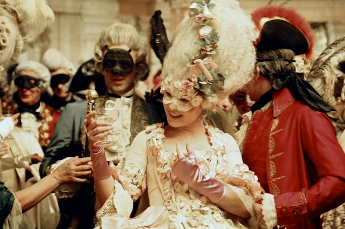 the woman who impersonated Marie Antoinette in the Diamond Necklace affair