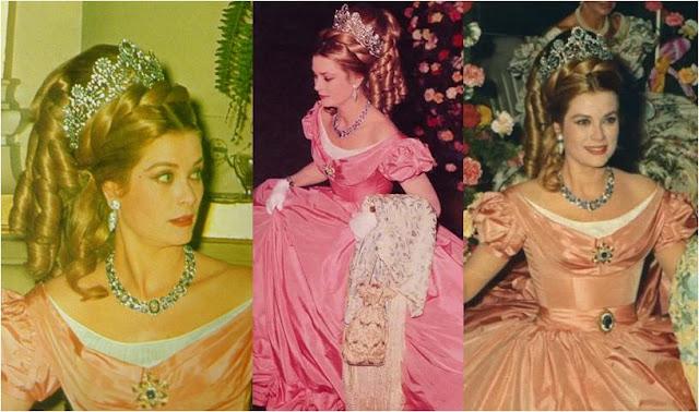 Princess Grace Empress Josephine Tiara