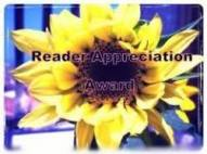 the readers' appreciation award