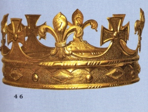 princess lilabet's coronet