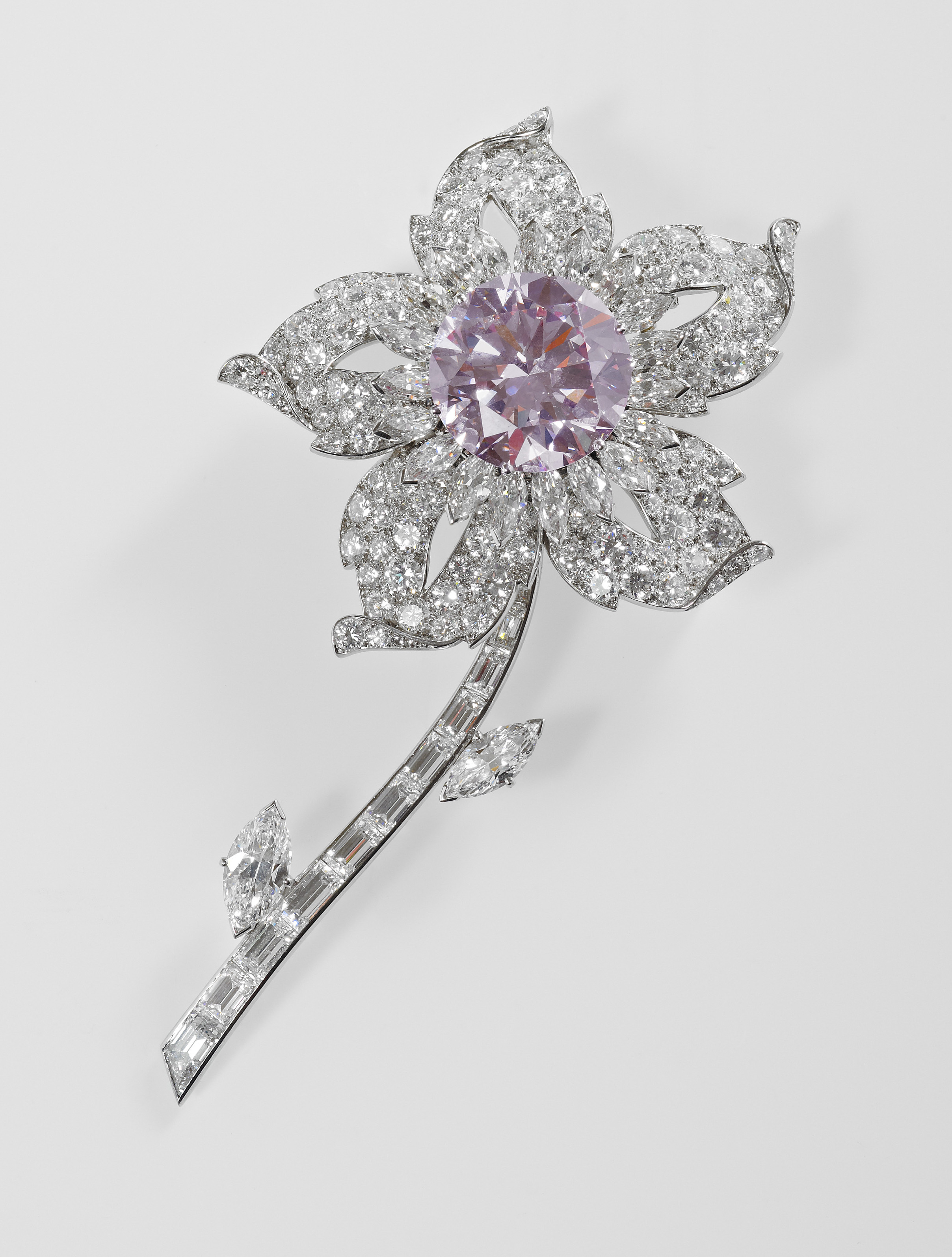 Pink Diamond Wedding Band Pricescope