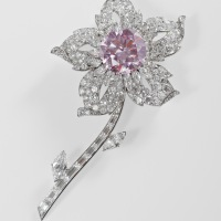 The Williamson Diamond Brooch: Attack of the Brooches Week Continues