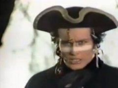 Adam Ant close up