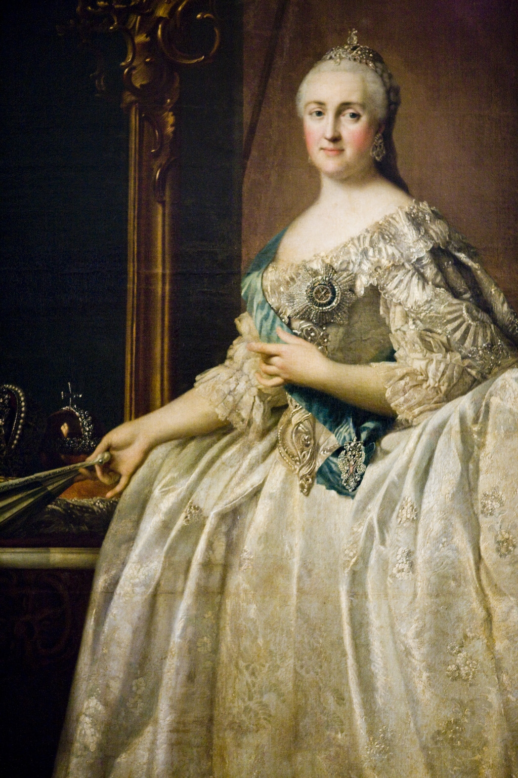a biography of catherine the great empress of russia Catherine ii, also known as catherine the great, was an empress of russia who ruled from 1762-1796, the longest reign of any female russian leader.