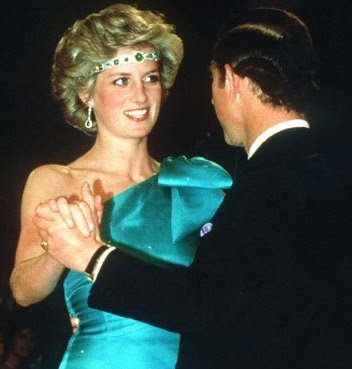 Charles & Diana, the Cambridge Emerald Choker