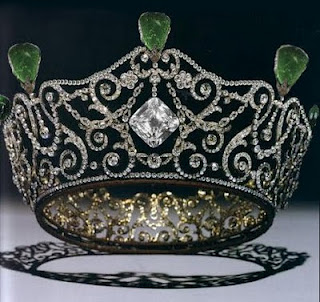 Delhi Durbar Tiara in its first form