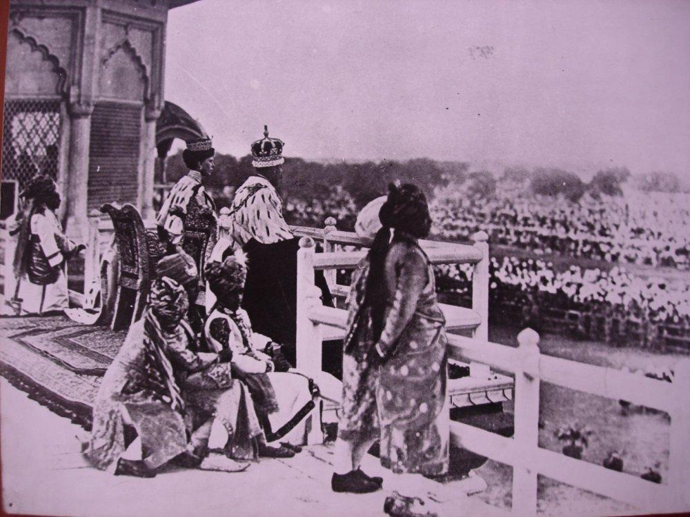 The Delhi Durbar Parure part I (1/6)