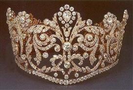empress josephine coronation tiara