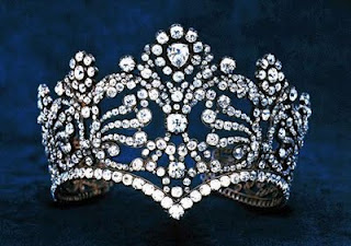 Empress Josephine Tiara now owned by Van Cleef Arpels
