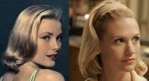 grace kelly vs  january jones
