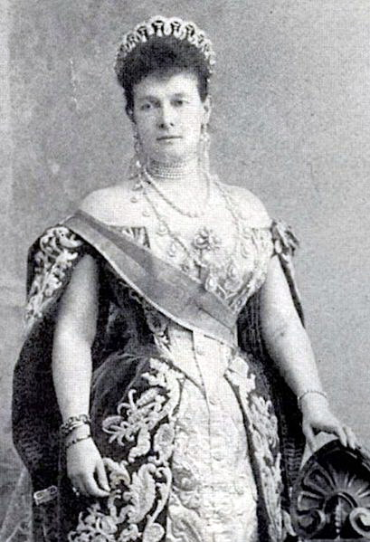 grand duchess vladimir in her tiara
