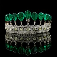 Sotheby's Geneva to Sell the Most Important Emerald & Diamond Tiara