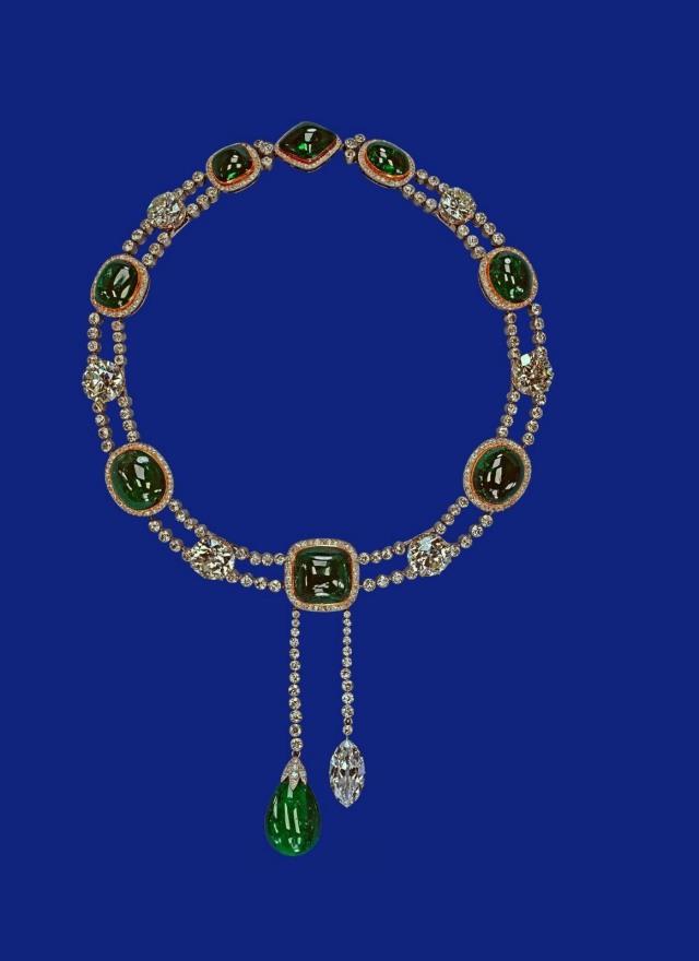 Delhi Durbar Necklace