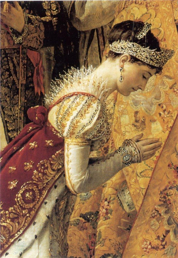 Princess Grace in Empress Josephine's Coronation Tiara (5/6)