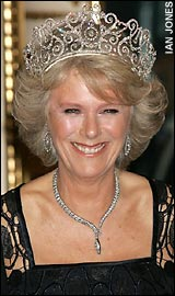 Camilla, duchess of cornwall in the Delhi Durbar Tiara