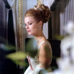 princess grace updo