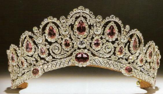 bagration tiara
