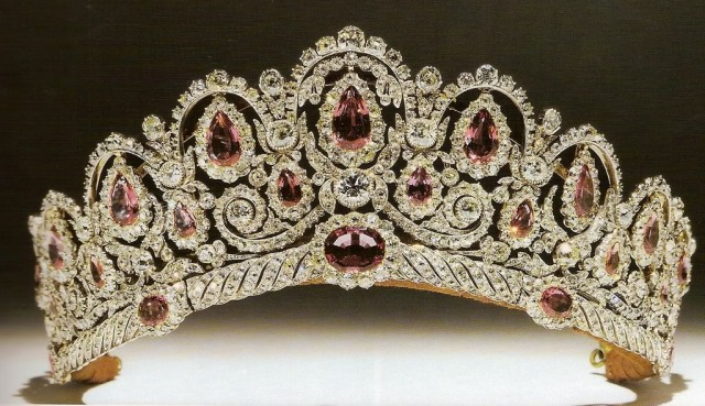 bagration tiara westminster collection