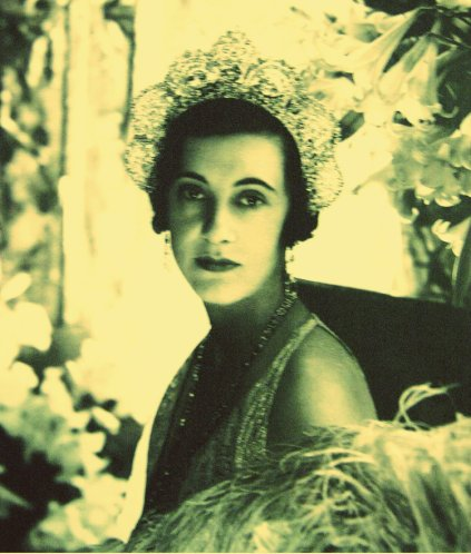 duchess of westminster loelia diamond halo tiara