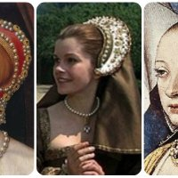 A very Tudor Halloween: the French Hood