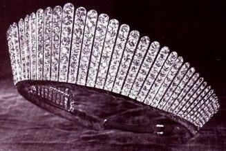 Queen Alexandra's Kokoshnik Tiara