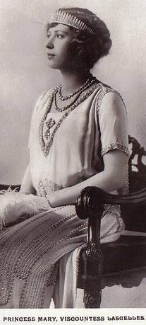 princess mary in fringe tiara