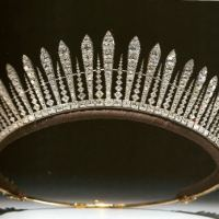 Westminster Tiaras Theme Week: Princess Mary's Fringe Tiara