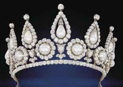 the rosebery tiara