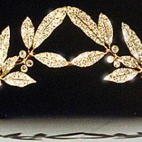 Westminster Theme Week: the Laurel Wreath Tiara (Wednesday)