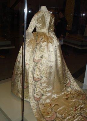 Marie Antoinette S Original Dress By Rose Bertin Tiaras