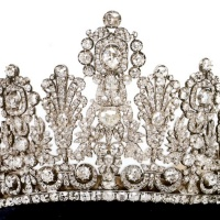 Tiara Time! the Luxembourg Empire Tiara