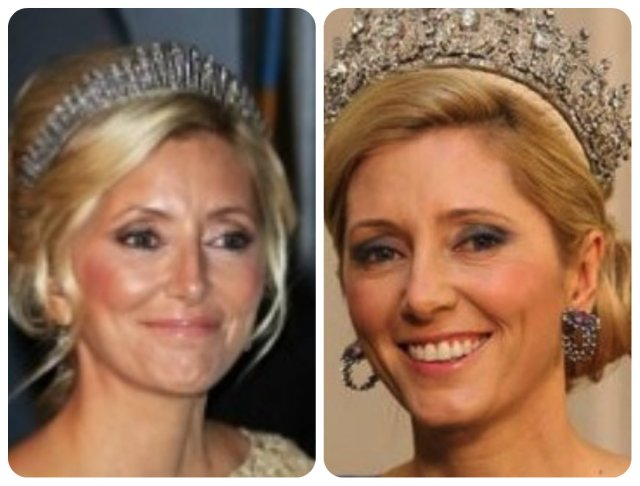 Crown Princess Marie Chantal had work done