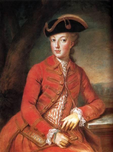 Marie Antoinette, Joseph Krantzinger 1771