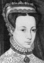Mary Fitzalan in a Flat Hood
