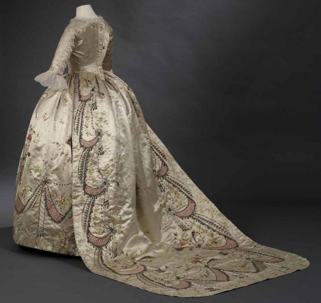 original court dress by Rose Bertin