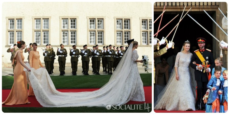 Prince Guillaume Countess Sophie royal wedding 10/20/2012