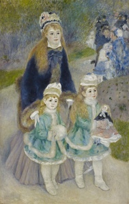 renoir la promende fricke collection