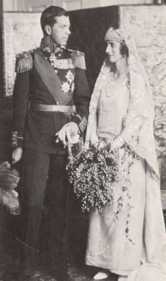 crown prince gustav adolph and louise of mountbatten wedding