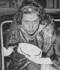 swedish princess wearing the Aquamarine Bandeau tiara