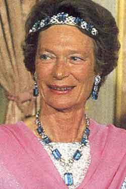 josephine charlotte aquamarine bandeau