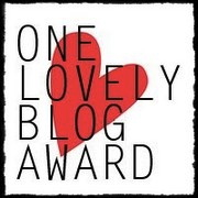 one lovely blog award image 2