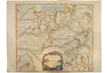 18th Century French Map