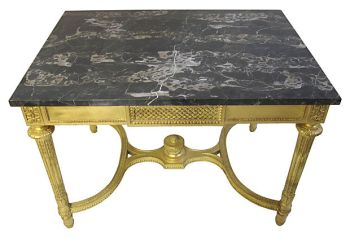 19th Century Louis XVI-Style Center Table