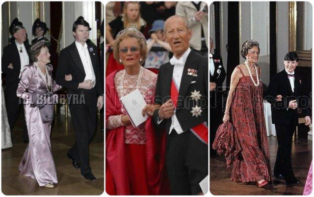 countess of rosenborg in ruby kokoshnik collage